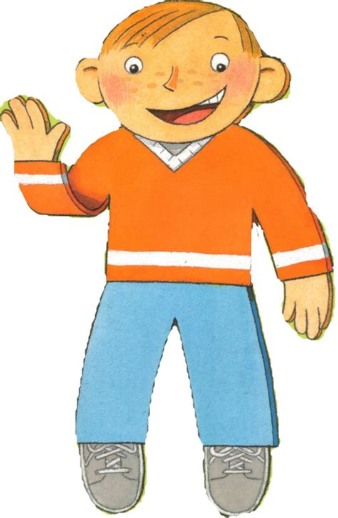 Flat Stanley Clipart | Free download on ClipArtMag