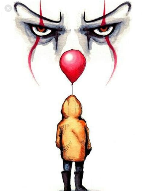Pin by Brogynwhite on Pennywise drawings   Drawings