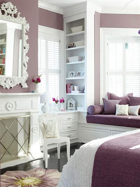Purple Accents In Bedrooms – 51 Stylish Ideas - DigsDigs