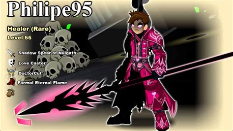 Top 20 Char Pages - AQW - YouTube