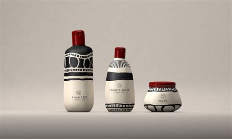 Mane Hair Products (Concept) on Packaging of the World