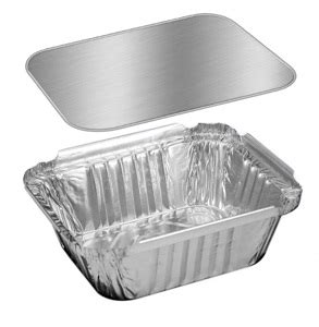 Buy Falcon Aluminium Food Container With Cover - Big x8 in