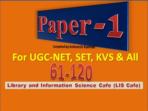 Questions & Answer Series for Paper-1(UGC-NET, SET, KVS