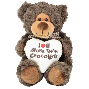 Valentine's Bear for delivery Auckland and New Zealand wide