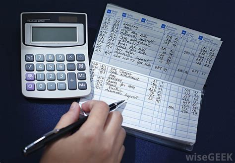 What is an Accounting Error? (with picture)