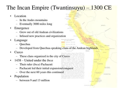 PPT - The Aztec Empire PowerPoint Presentation, free