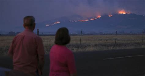 A young boy died alongside his dog in the Oregon wildfires