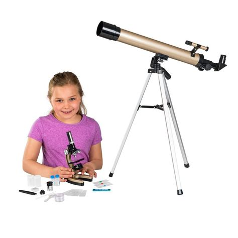 Fusion Science Deluxe Microscope and Telescope image-0