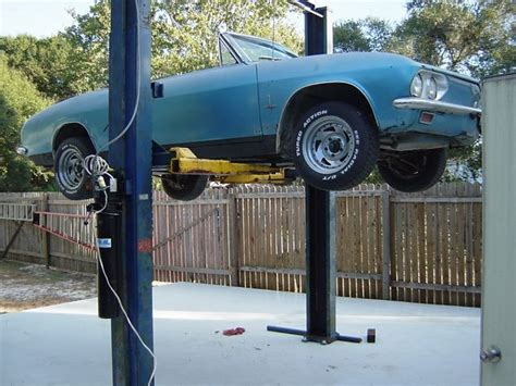 Chain Cheap Car Lifts For Sale For Private Garage Car Lift