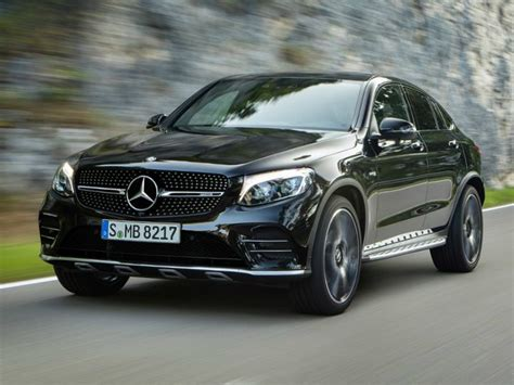 The Mercedes-AMG GLC 43 Coupe Is India-Bound - ZigWheels