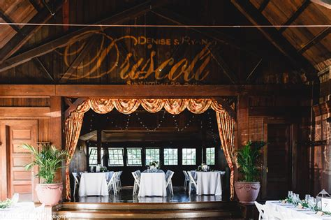 Water Witch Club Wedding Venue Ceremony and Reception