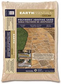QUIKRETE® EARTH ESSENTIALS Polymeric Jointing Sand