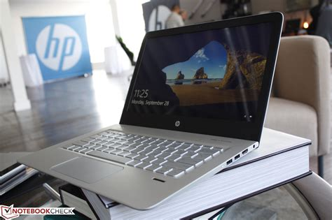 HP unveils the new 13-inch Envy 2015 notebook