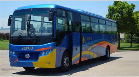 Zupco bus timetables released - Zimbabwe Situation