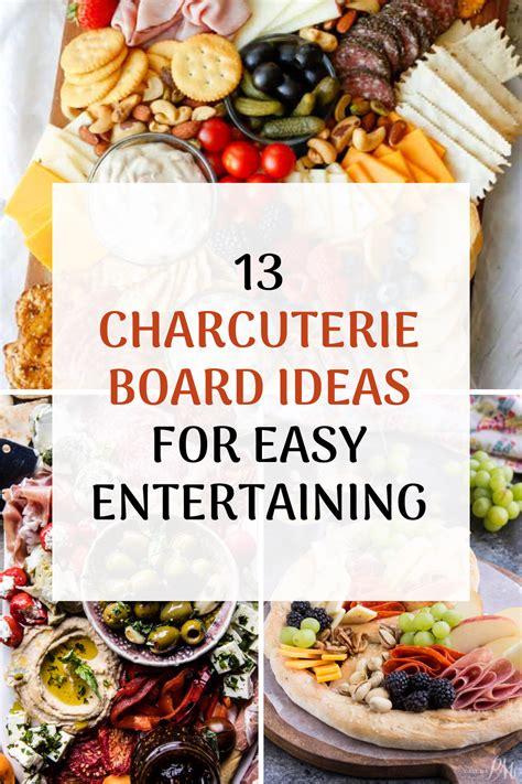 13 Charcuterie Board Ideas for Easy Entertaining | The