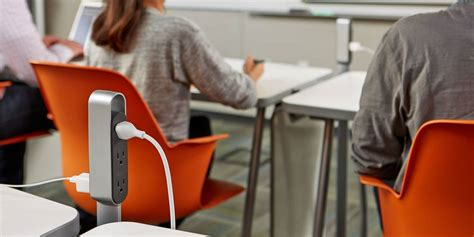 Steelcase Unveils New Technology to Make Power More