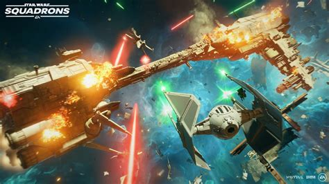 Star Wars: Squadrons – here's a look at the single-player