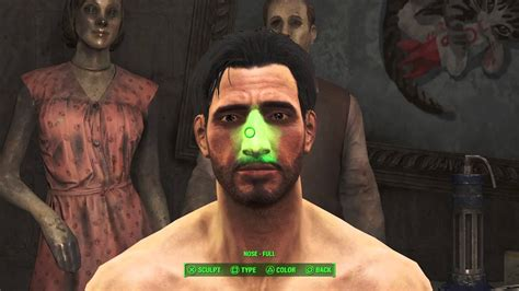 Fallout 4 Where To Get Tattoos & Facial Surgery & Change