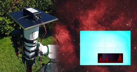 Using a Flat Field Panel for Astrophotography | Take