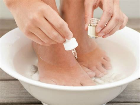 10 DIY foot soaks and scrubs to cure dry, cracked heels