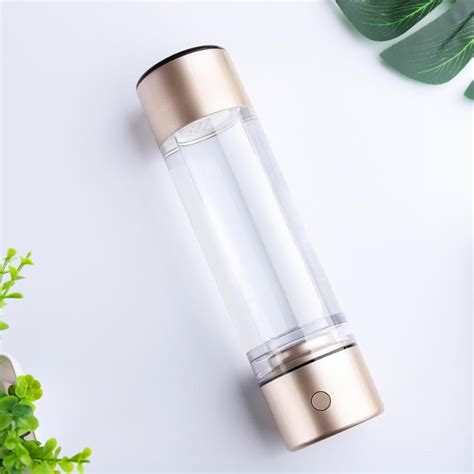 Nano high hydrogen smart miracle water cup MRET OH 7