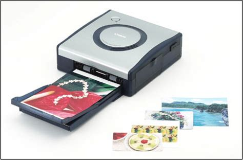 Canon CP-100 for direct 4x6 inch prints: Digital