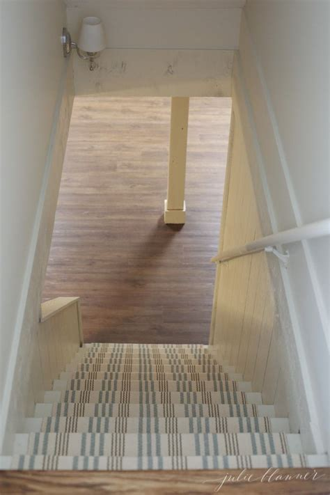 How to Redo Basement Stairs on a Budget