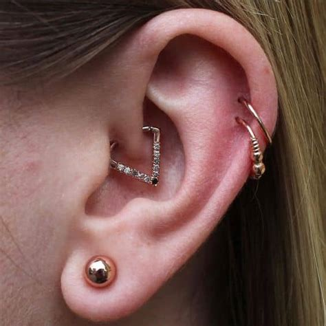 Daith Piercing Healing & Cleaning Guide