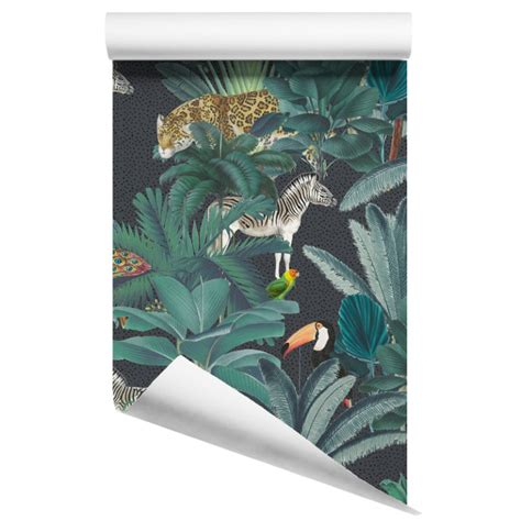 Wall sticker fabric wallpapers