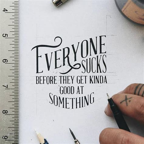15 Deep, Thoughtful & Inspirational Typography Quotes by