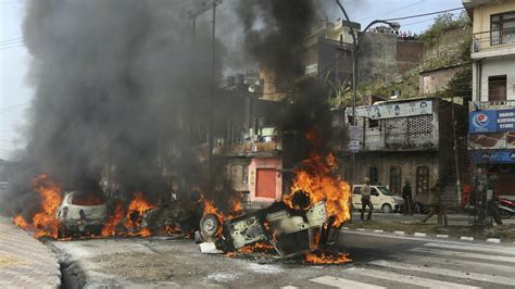 India Vows 'Befitting Reply' After Attack On Security