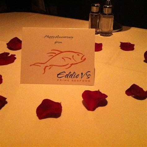 Eddie V's Prime Seafood - Airpark - 25 tips