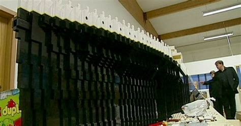 11-Year-Old Building Titanic Out of Legos