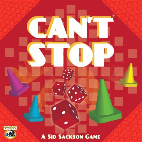 Can't Stop - great family dice game - The Board Game Family