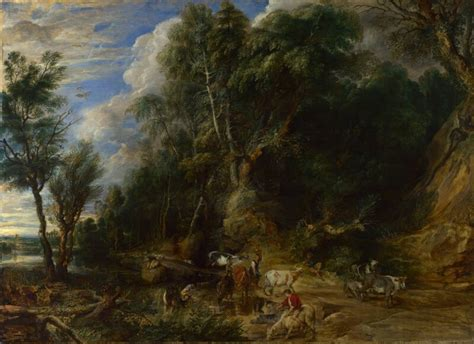 Peter Paul Rubens | The Watering Place | NG4815 | National