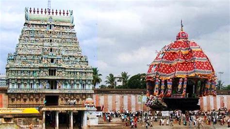Ther (Car) festival of Thiruvarur - Picture of