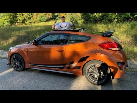 2017 Hyundai Veloster Turbo First Test Review - Motor
