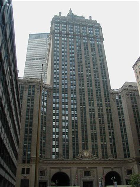 Helmsley Building at 230 Park Avenue, Office Building in