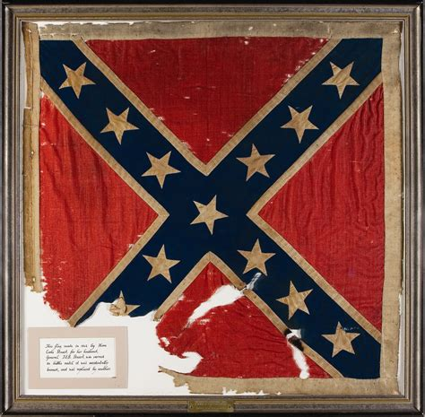 Historic, Valuable Civil War Flags, Artifacts in Auction