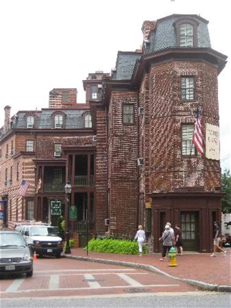 Maryland Inn exterior - Picture of Historic Inns of