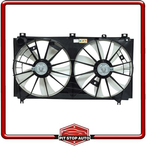 New Dual Radiator and Condenser Fan Assembly FA 50260C