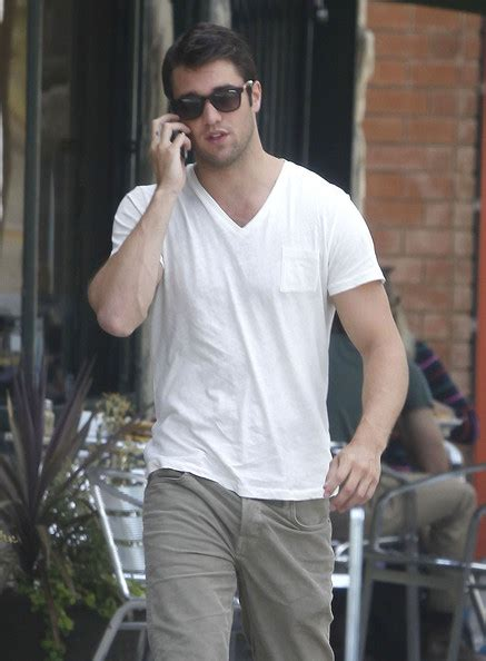 Joshua Bowman Looking Rather Casual | Oh yes I am