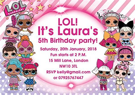 lol surprise birthday clipart 10 free Cliparts   Download