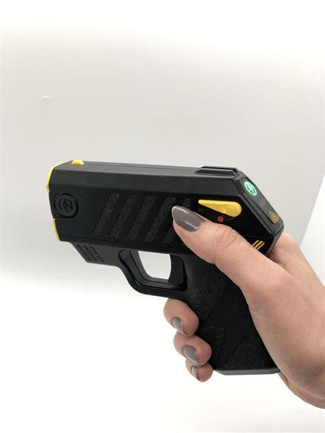 TASER Self-Defense Launches First Consumer TASER Device to